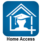 Clickable image with Home Access Center logo