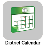 Clickable image with a calendar on it