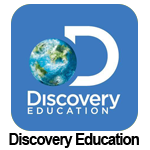 Clickable image with Discovery Education logo