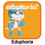 Clickable image with a eduphoria logo on it
